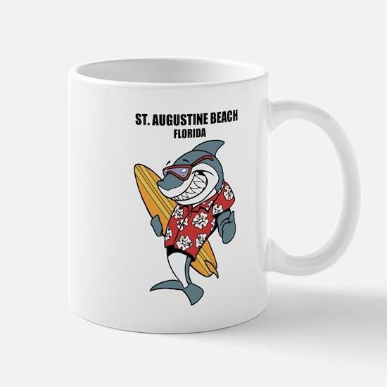 St. Augustine Beach, Florida Mugs