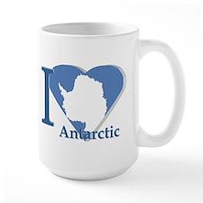 I love antarctic Mug