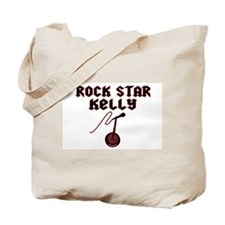 """Rock Star Kelly Tote Bag"