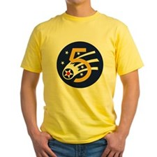 5th Air Force Insignia (WWII) T-Shirt