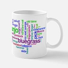 banjo wordle.PNG Mugs
