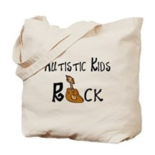 AutisticKidsRock Tote Bag