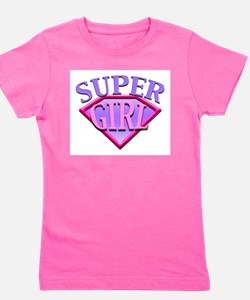 Super Girl-girl.jpg T-Shirt