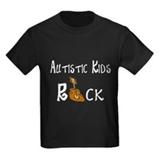AutisticKidsRock T-Shirt