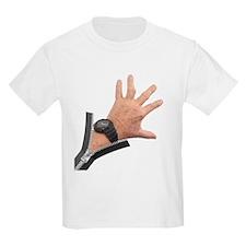 zipperhand T-Shirt