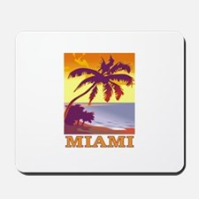 Miami, Florida Mousepad