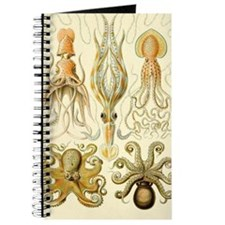 Vintage Octopus, Octopi Journal