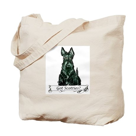 Got Scottish Terriers? Tote Bag