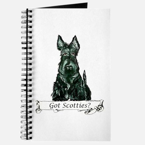 Got Scottish Terriers? Journal