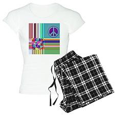Signs of Peace Pajamas