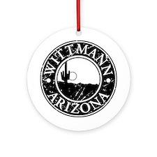 Wittmann, AZ Ornament (Round)