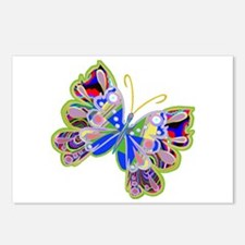 Cosmic Butterfly / Postcards (Package of 8)