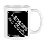 Minions at Work Logo Mug