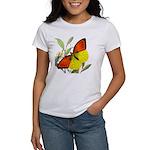 WILD ORANGE BUTTERFLY Women's T-Shirt