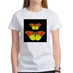 TWO BUTTERFLIES Women's T-Shirt