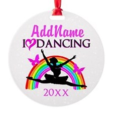 MODERN DANCER Ornament