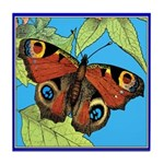 BUTTERFLY WINGS Tile Coaster