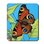 BUTTERFLY WINGS Mousepad