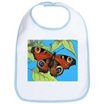 BUTTERFLY WINGS Bib