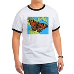 BUTTERFLY WINGS Ringer T