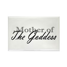 Mother of the Goddess Rectangle Magnet