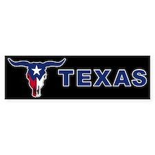 Texas Bumper Bumper Sticker