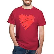 Akbash Love on 4 Legs T-Shirt