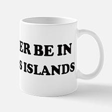 Rather be in GALAPAGOS ISLAND Mug