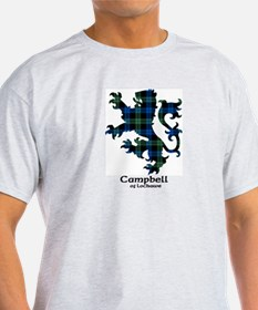 Lion - Campbell of Lochawe T-Shirt