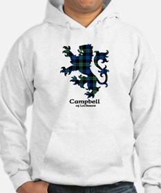 Lion - Campbell of Lochawe Hoodie Sweatshirt