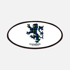 Lion - Campbell of Lochawe Patches