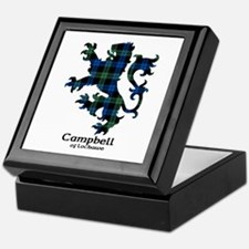 Lion - Campbell of Lochawe Keepsake Box