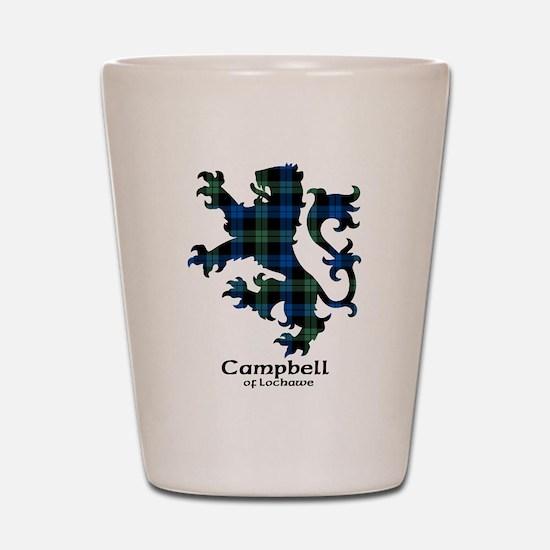 Lion - Campbell of Lochawe Shot Glass