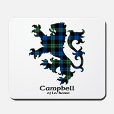 Lion - Campbell of Lochawe Mousepad