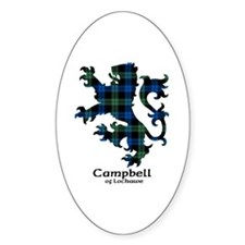 Lion - Campbell of Lochawe Decal