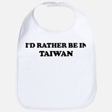 Rather be in TAIWAN Bib