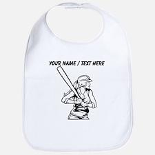 Custom Softball Batter Bib