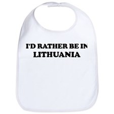Rather be in LITHUANIA Bib
