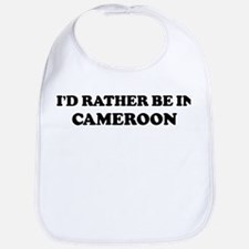 Rather be in CAMEROON Bib