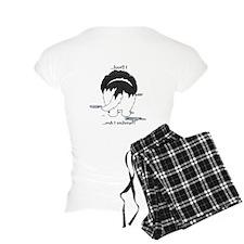 Newfie (Landseer) - I Drool Pajamas