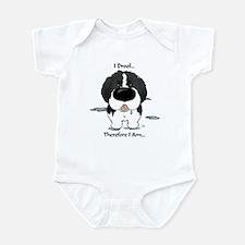 Newfie (Landseer) - I Drool Infant Bodysuit