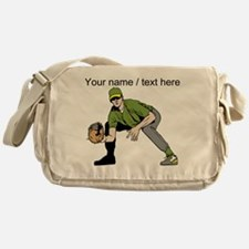 Custom First Baseman Messenger Bag
