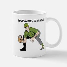 Custom First Baseman Mugs