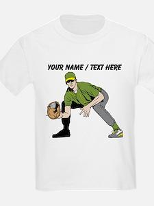 Custom First Baseman T-Shirt