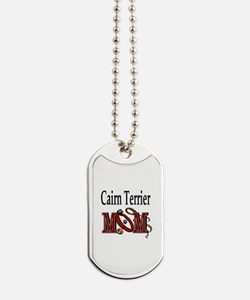 Cairn Terrier Mom Dog Tags