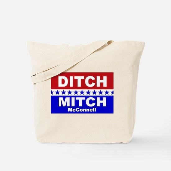 Ditch Mitch Tote Bag