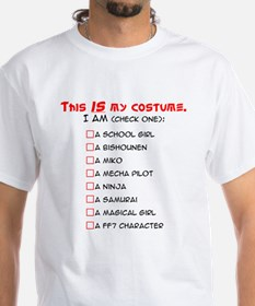 """This IS my costume."" Shirt"
