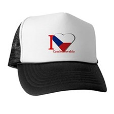I love Czechoslovakia Trucker Hat