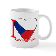 I love Czech Republic Mug