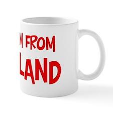 Kiss me Greenland Mug